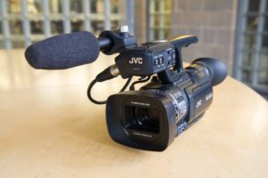 JVC HD-Digital Camcorder