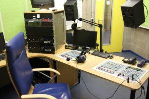Hörfunk-Studio 1