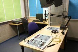 Hörfunk-Studio 2
