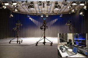 Fernsehstudio und -regie
